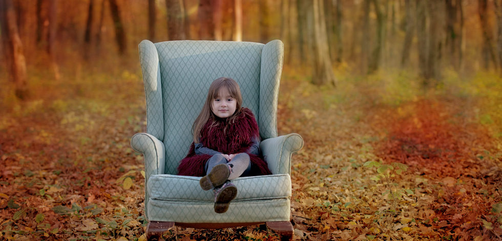 Riana si Raisa - sedinta foto pentru copii