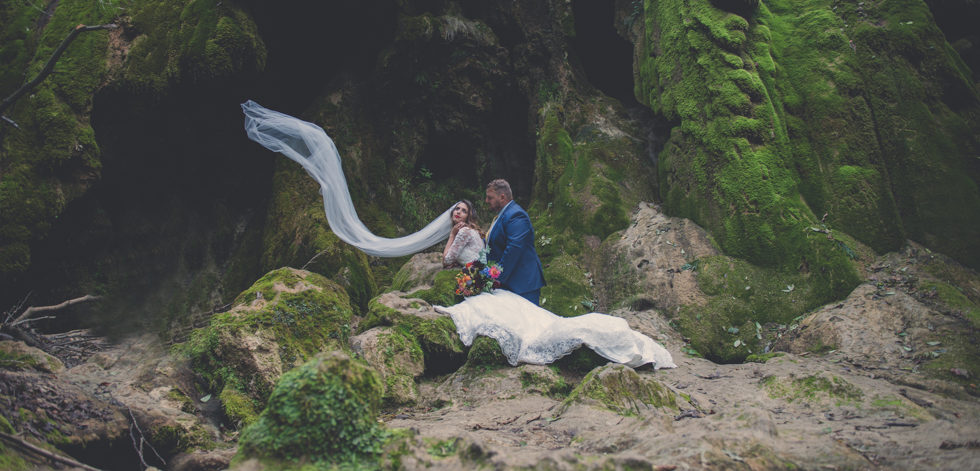Rube si Denisa - sedinta foto dupa nunta